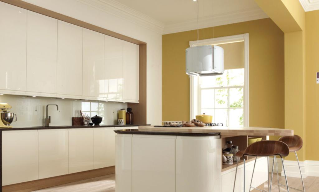 warna cat ruang makan dan dapur