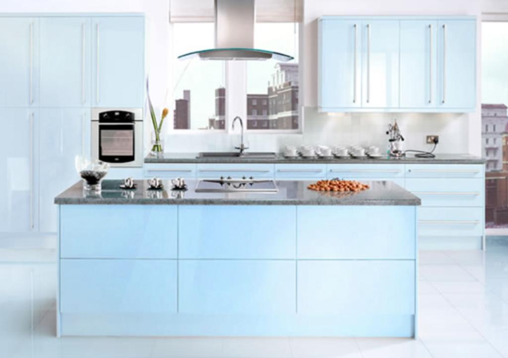 warna cat ruang keluarga dan dapur