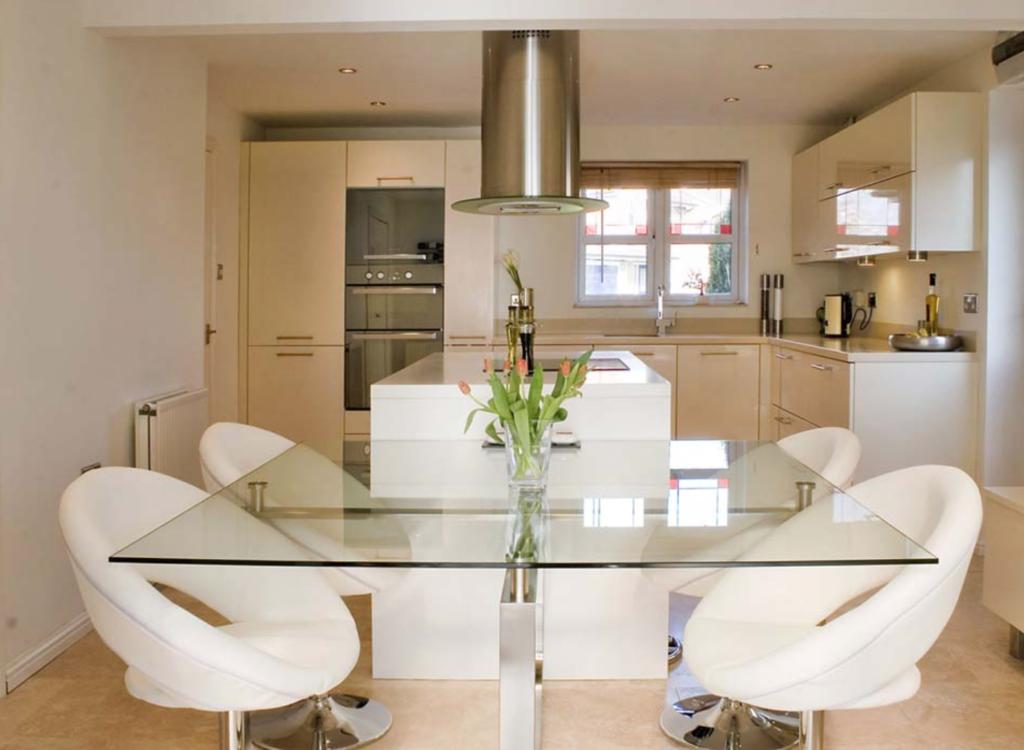 desain dapur kamar mandi dan ruang makan