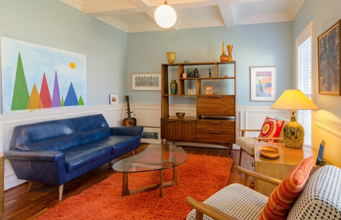 cat dinding ruang tamu minimalis