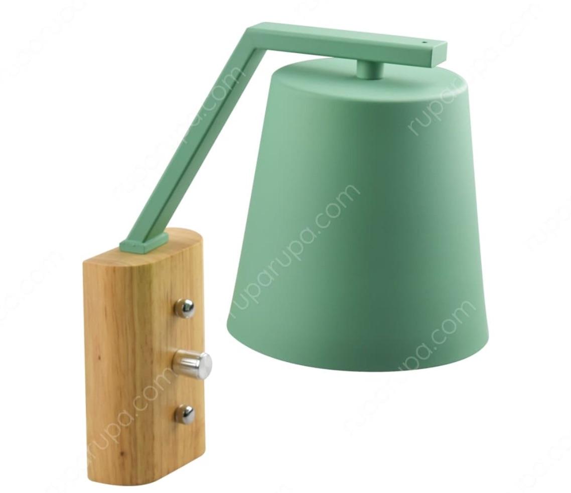 lampu hias hijau