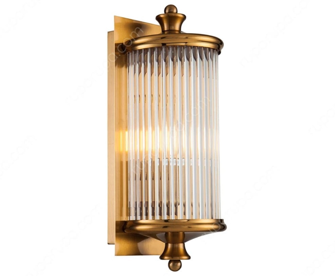 lampu dinding suasana hangat