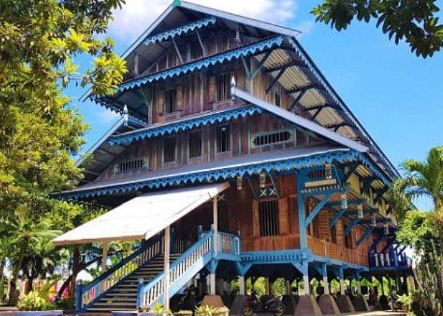 Sulawesi Tenggara - Rumah Buton