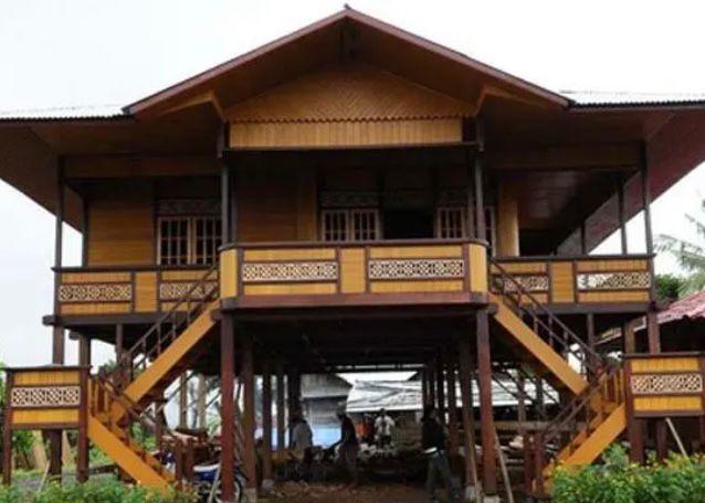 Sulawesi Utara - Rumah Walewangko