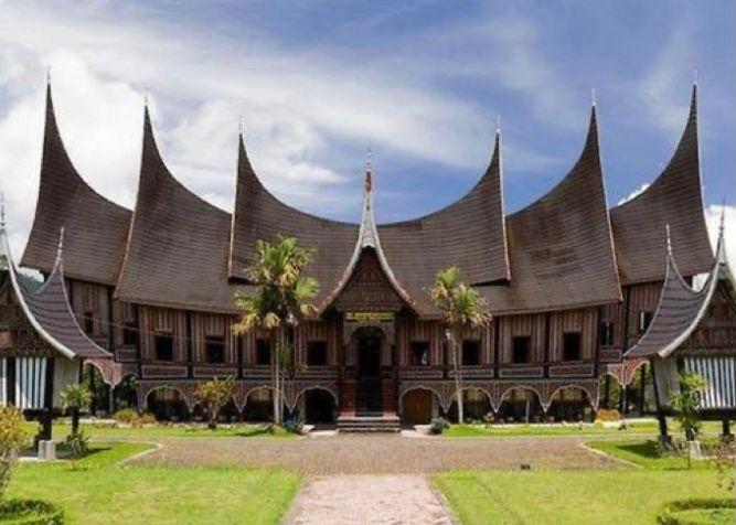 Sumatera Barat - Rumah Gadang