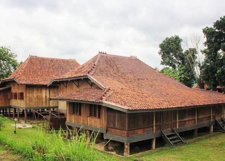 Sumatera Selatan - Rumah Limas