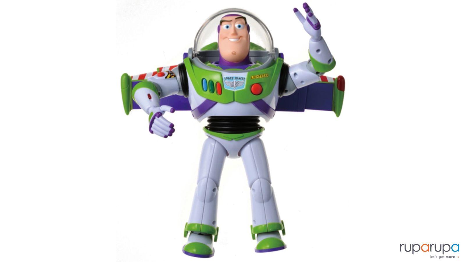 Toys Story Talking Figure Buzz Lightyear 4