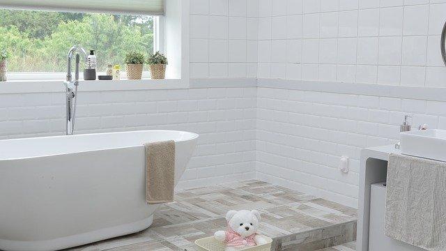kamar mandi Scandinavian
