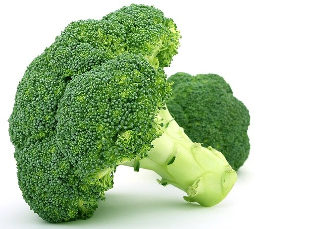 Brokoli sumber makanan vitamin c