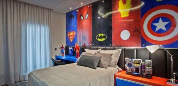 desain kamar anak laki-laki