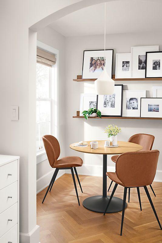 dining room meja bundar