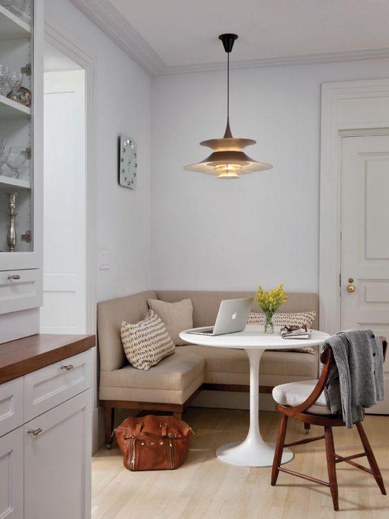 ruang makan + ruang santai