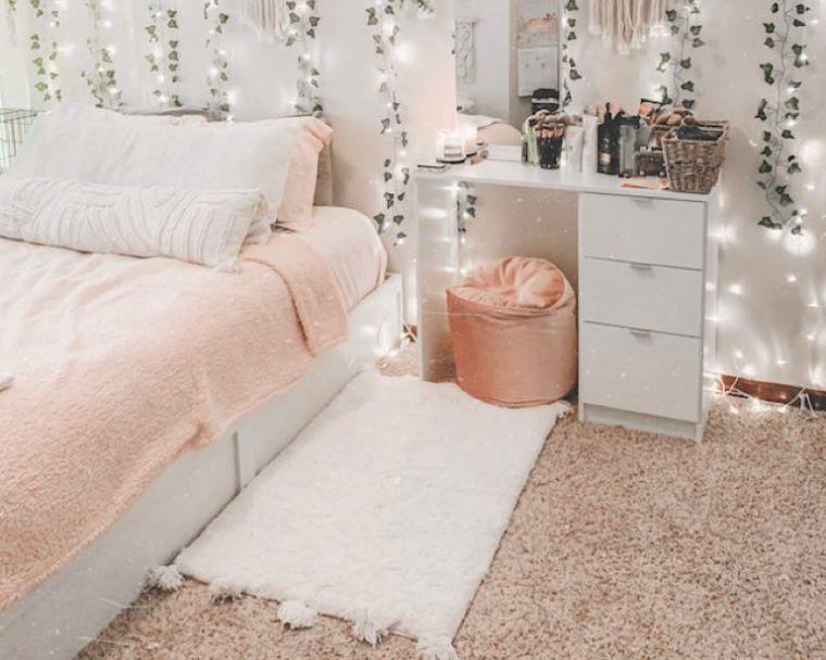 tambahkan karpet di kamar