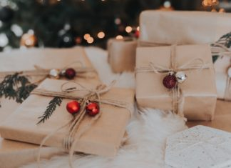 hadiah natal untuk orang tua