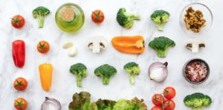 Sayuran rendah gula
