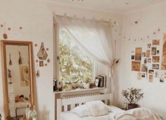 hiasan dinding aesthetic