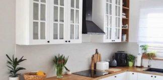 kitchen set minimalis dapur kecil