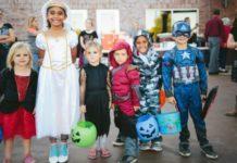 kostum halloween anak